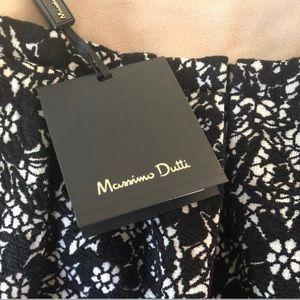 Massimo Dutti Skirts - Massimo Dutti lace black skirt